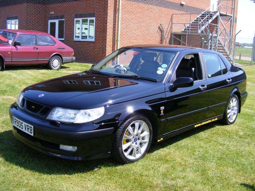 Johno Amp His Saab 9 5